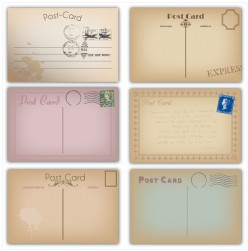 What to Do with Your Old Postcard Collection