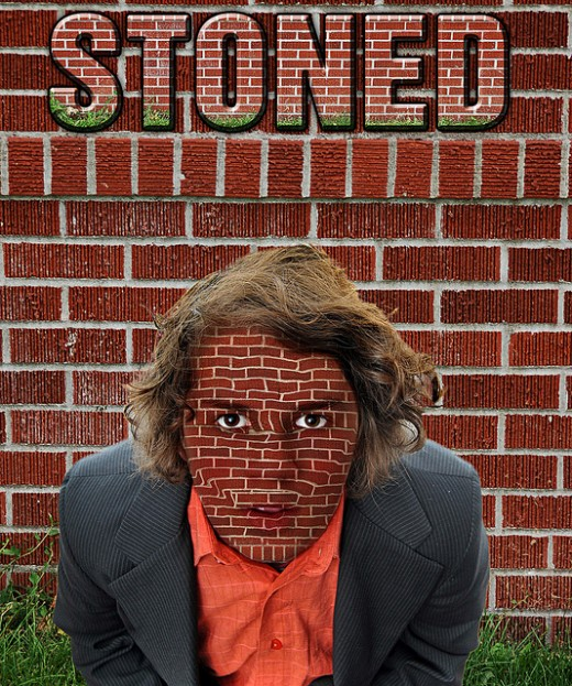 Stoned again? Why?