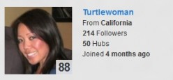 Meet Turtlewomen a Beautiful, Health Conscious and Awesome Communicator