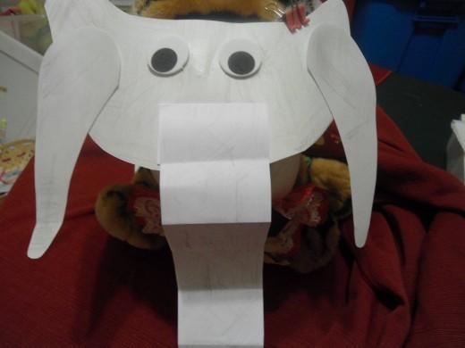 ....elephant visor
