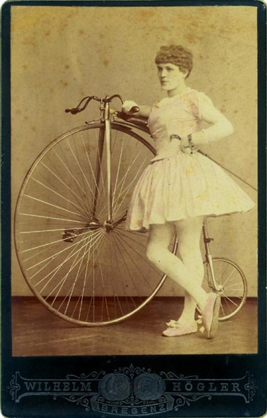 German postcard, circa 1900