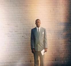 (1982) Reggie at 8th Grade Graduation