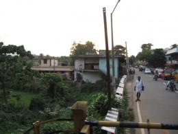 A partial View of Melattur town