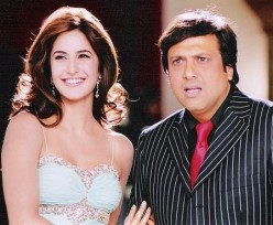 Katrina Kaif and Govinda in Partner.