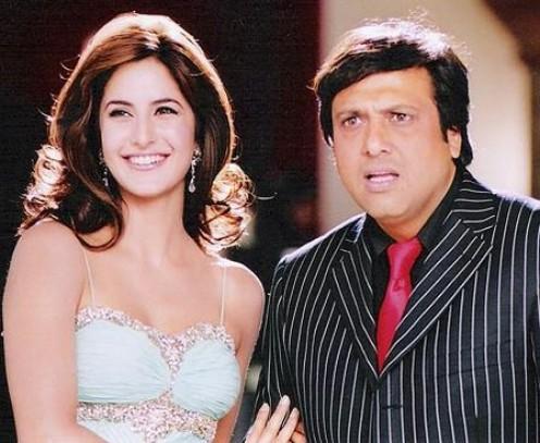 Katrina Kaif and Govinda in Partner.