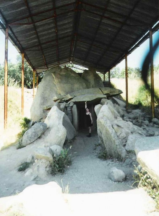 Great Dolmen of Zambujeiro