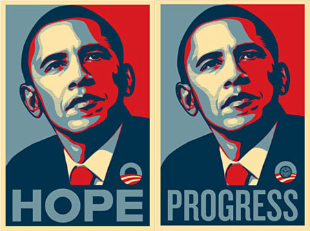 High hopes associated with Barack Hussein Obama
