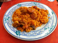 My Mother's Cooking - Spanish Rice