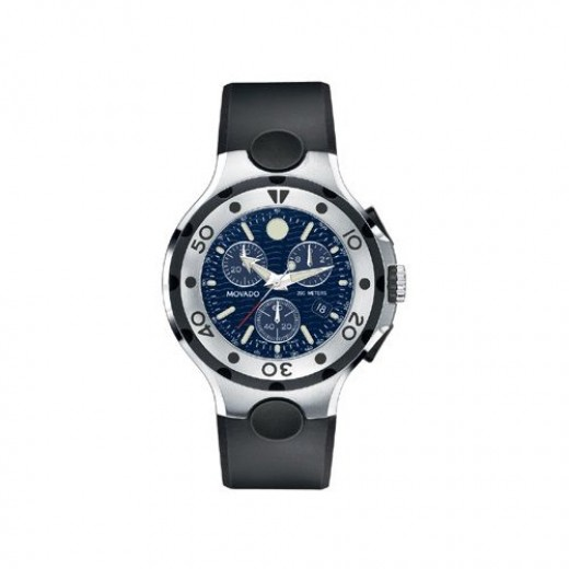 Men's Chronograph | Sapphire Crystal | Quartz Movement