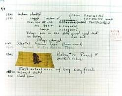 First computer bug (a moth)