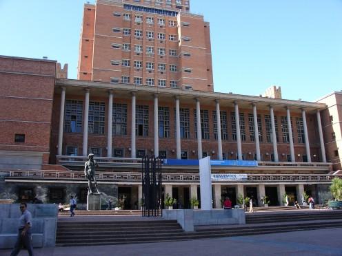 Municipal 'Intendencia', Montevideo, Uruguay