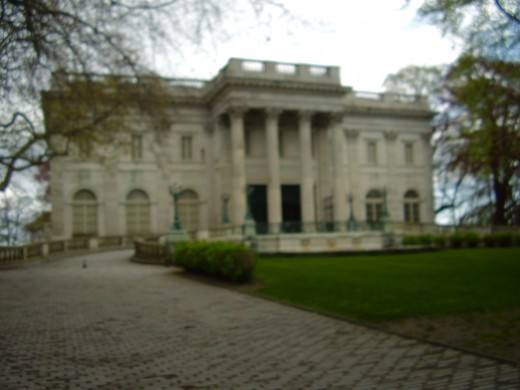The Marble House, Newport, R.I.