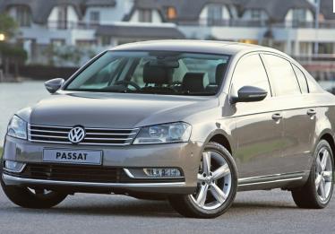 The Chinese VW Passat