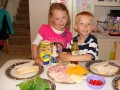 Cooking With Kids:  Recipes for a Picnic