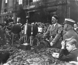 why did hitler become chancellor of germany in 1933 essay