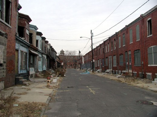 Camden, New Jersey where 35.9% of the population is living below the poverty line. Statistics like this show poverty is not an individual problem, but a societal issue.