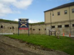 Fort Adams, Newport, R.I.