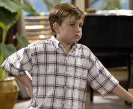 Chubby little Jake Haper on Two and a Half Men back in Season 3