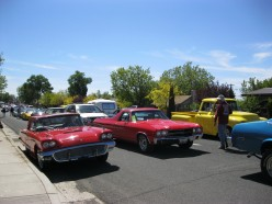 Arizona's Route 66 30th Annual Fun Run Attracts Vintage Cars Trucks Cycles to the Mother Road