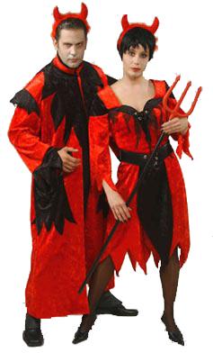 Devil Man & Lady