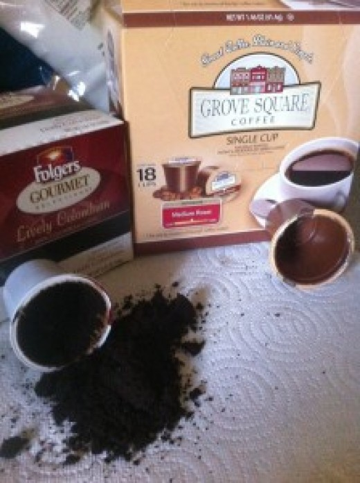 The Difference in K Cups Is Tremendous!