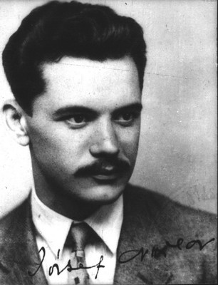 Poet Attila József
