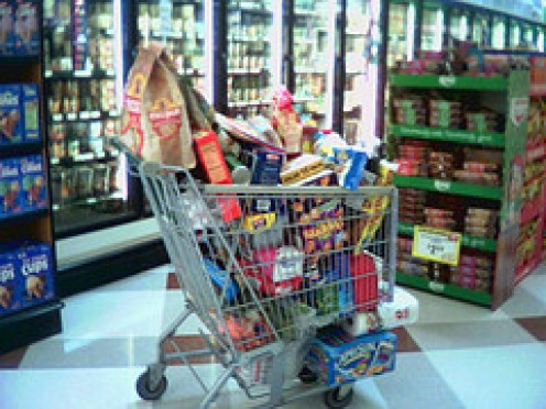 Grocery shopping doesn't have to be a budget buster if you use coupons.