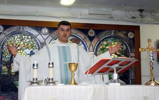 A Catholic Mass