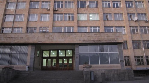 Yerevan State University, Faculty of Romance and Germanic Philology
