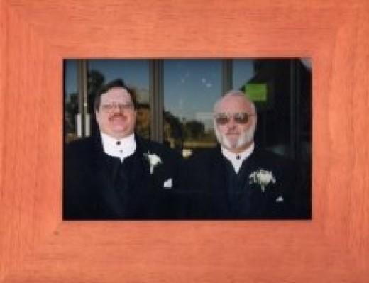 My Uncle Kurt's wedding