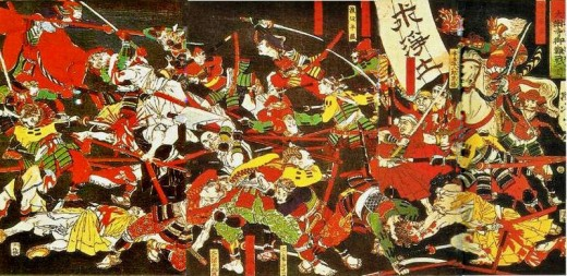 The Battle Of Azukizaka