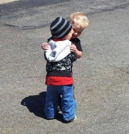 Love and respect needs to be taught at an early age