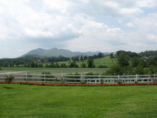 Blue Ridge Mountains in Georgia