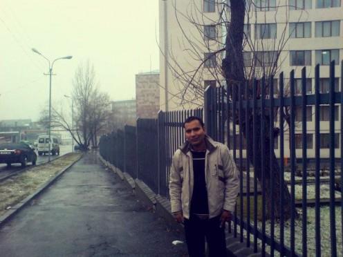 Yerevan State Medical University Campus