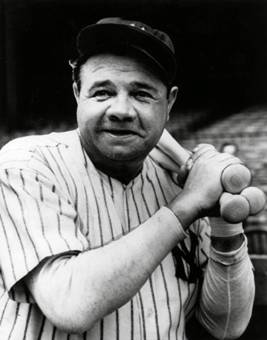 Why Not Post Your Babe Ruth Comments Now.