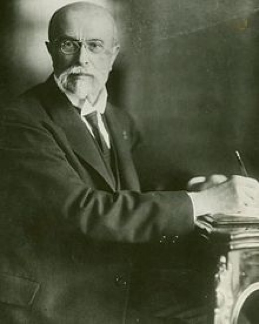 Tomas Masaryk