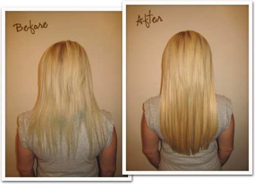 Fusion Hair Styles: How To Put In U-Tip Fusion Hair Extensions