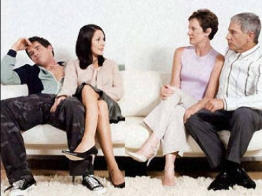 meeting girlfriends parents tips Advice on how to deal with meeting your girlfriend's parents.