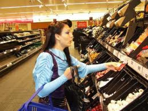 Careful shopping by knowledgeable shoppers equals great bargains and huge savings.