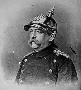 Kaiser Otto von Bismarck