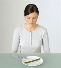 Anorexia Nervosa - Help the person to love their body and encourage healthy nutritious eating.