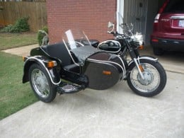 Bikes With Sidecars For Sale a Ural Motorcycle Sidecar