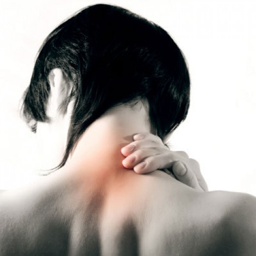 Back pain is often felt in the neck and upper back as well as the lower back