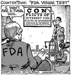 The Revolving Door Between Monsanto, the FDA, and the EPA: Your Safety in Peril