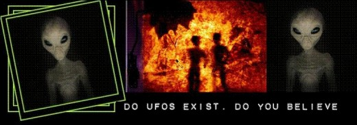 Do UFO's Exist ? Do You Believe?