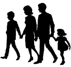 A perfect family of four...