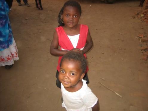 Children Love the Camera