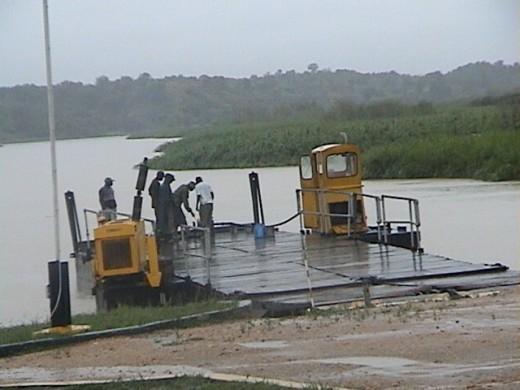 The Parra Ferry Dock