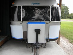 How To Install Airstream Wrap-Around Gravel Guards. Parts and Step-By-Photos