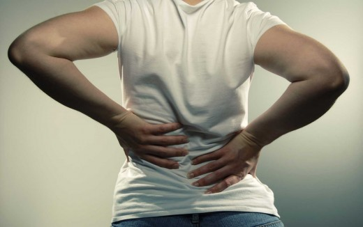 Around 85% of population compain about back pain